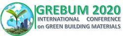 1ere Conférence Internationale sur les Matériaux de Construction Verts (GREBUM 2020)