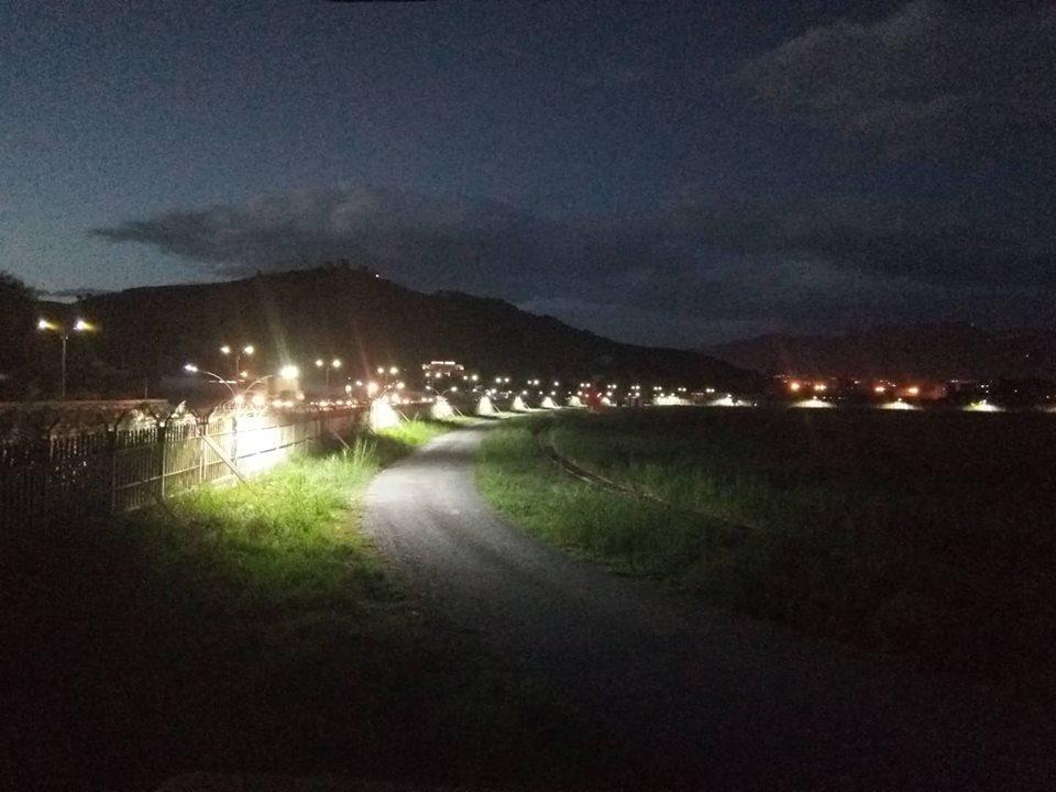 Eco rénovation de l'éclairage  périmétrique de l'Aéroport de BEJAIA