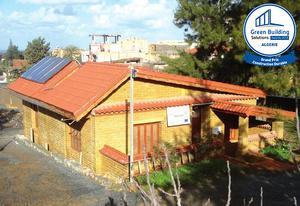 Maison Rurale exemplaire - CNERIB