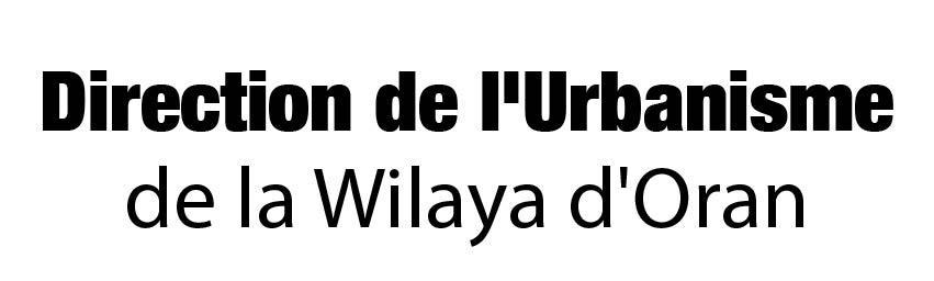 Direction de l\'Urbanisme de la Wilaya d\'Oran