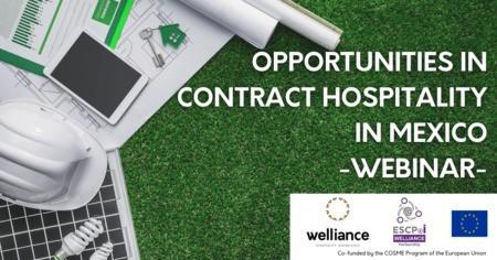 [EN] Webinaire - Opportunités dans le secteur de l'hôtellerie au Mexique - 28.01