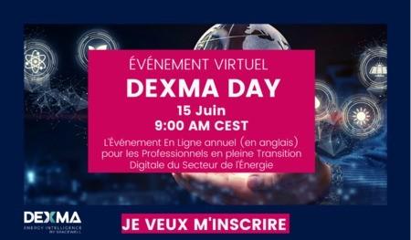 [DEXMA Day 2021] L'événement des Experts du Secteur de l'Énergie ⚡