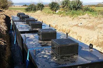 traitement et récupération des eaux grises pour alimenter les toilettes