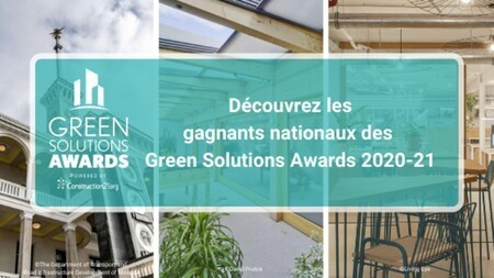Green Solutions Awards 2020-21 : découvrez la sélection de tous les pays