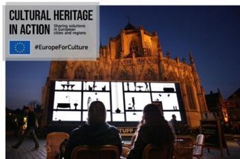 Appel à bonnes pratiques - Le patrimoine culturel en action