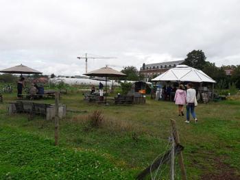 À Bruxelles, une ferme urbaine veut concilier logement et agriculture