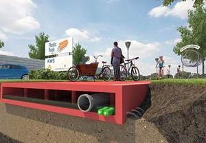 Construire des routes avec du plastique recyclé