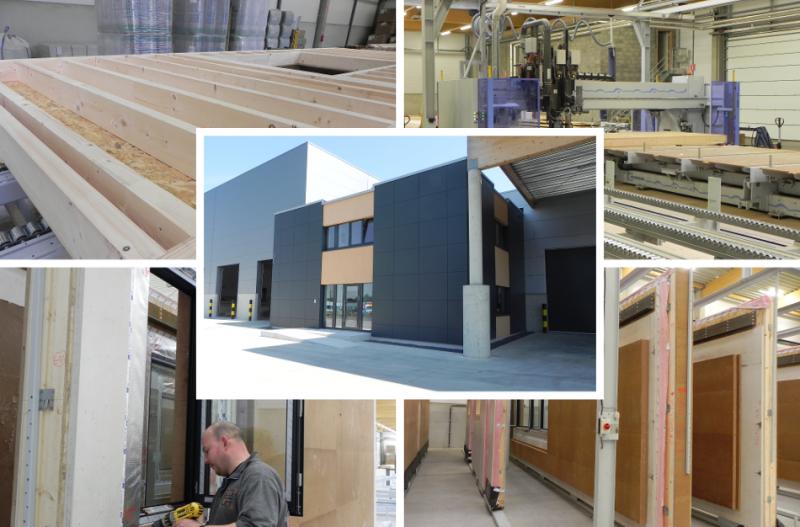 La construction modulaire en bois au service du multi  ~ Construction Modulaire Bois
