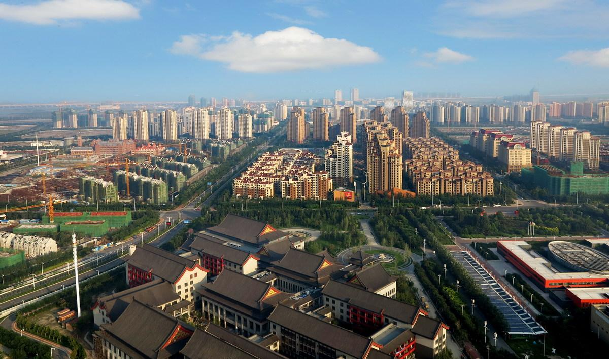 Etude de cas China-Singapore Tianjin Eco-city South District