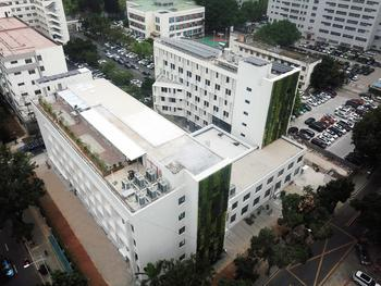 深圳市建筑工程质量监督和检测中心实验业务楼 综合整治项目