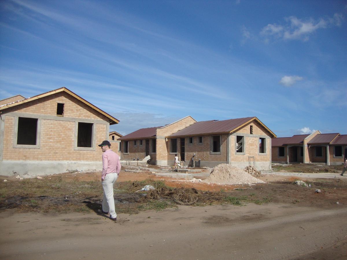 Kigamboni Housing Estate Dar Es Salaam Construction21