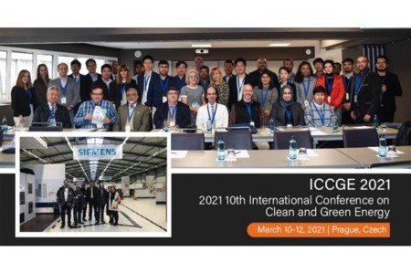 10th International Conference on Clean and Green Energy - ICCGE 2021