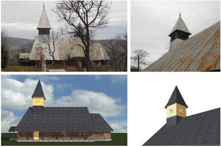 Newness Touches Conventional History: The Research of the Photovoltaic Technology on a Wooden Church Heritage Building
