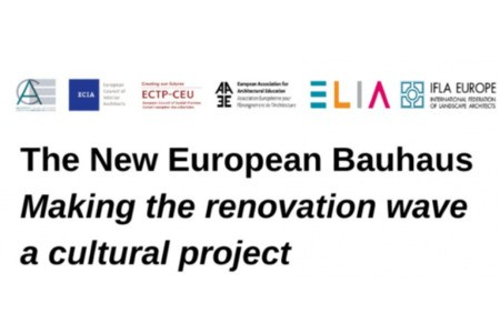 NEBC online conference 'Common Ground: Making the Renovation Wave a Cultural Project'