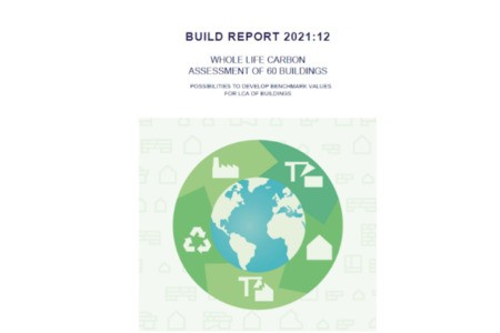 Whole life carbon assesment of 60 buildings