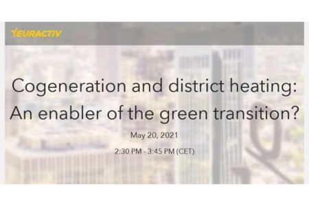 Cogeneration and district heating: An enabler of the green transition?