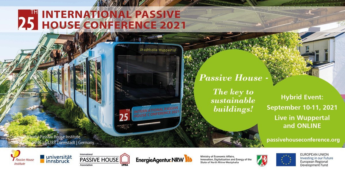 International Passive House Conference - The key to a healthy climate