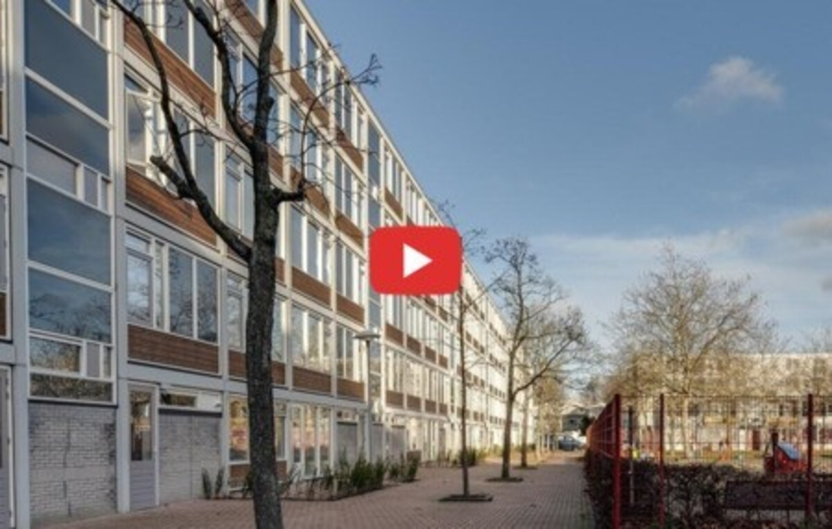 [Video] Flatmettoekomst - Utrecht - Achieving energy neutrality through renovation