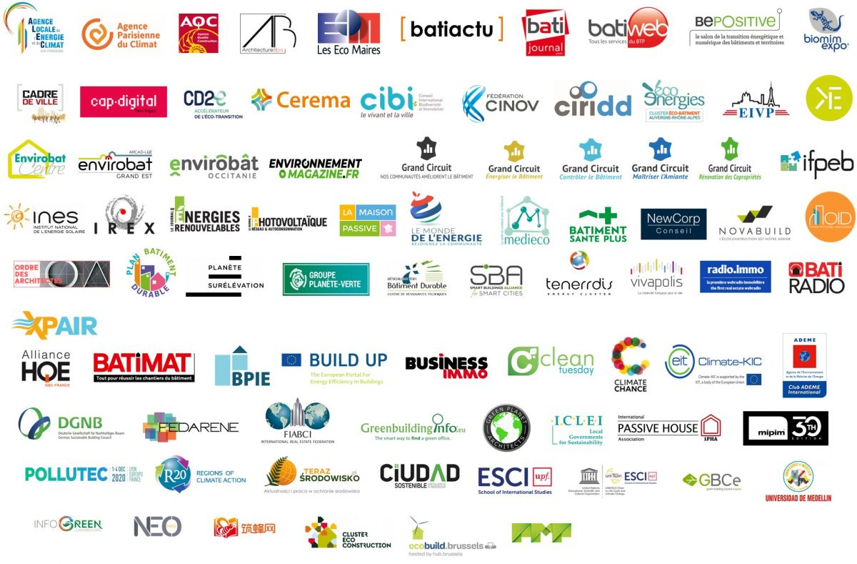 partenaires des Green Solutions Awards 2019
