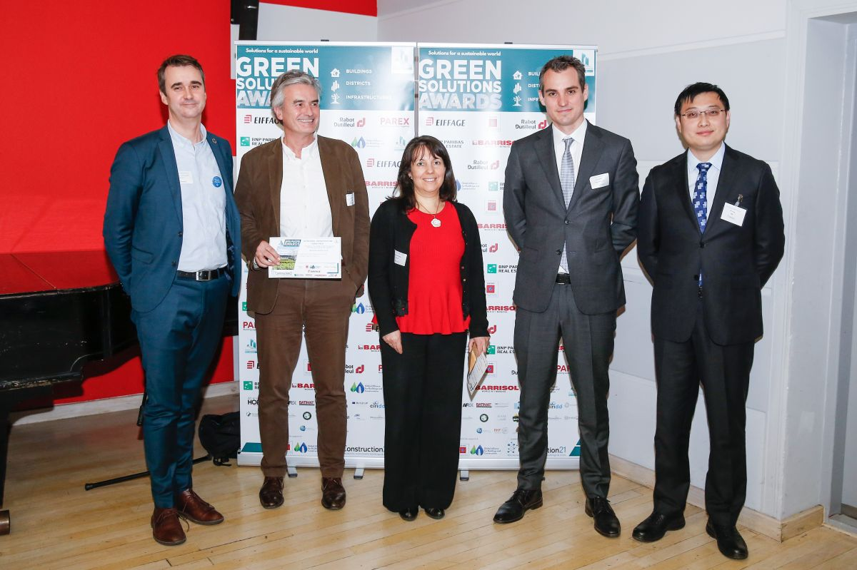 Green Solutions Awards 2018 International Winners' Gala