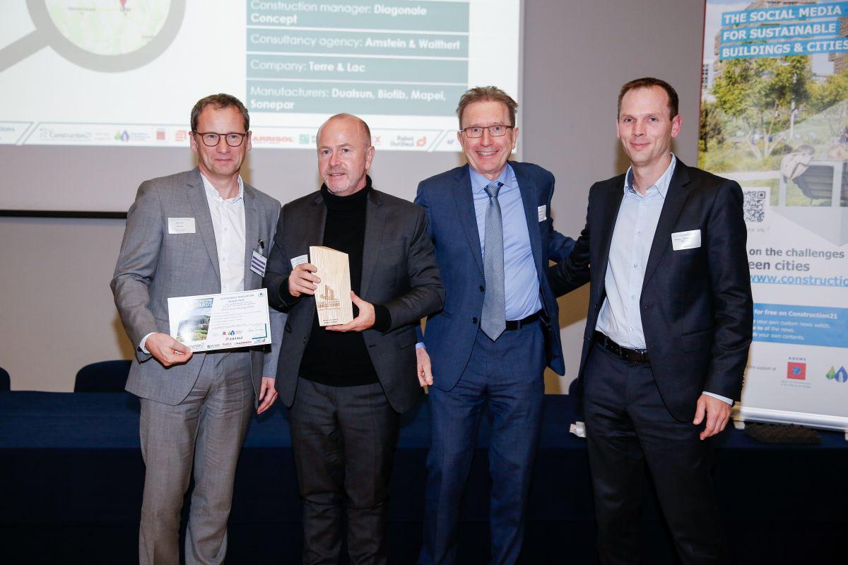 Green Solutions Awards 2018 International Winners' Gala