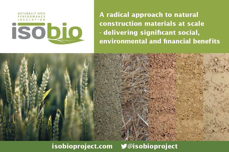Building the market for bio based construction products for Construction bio