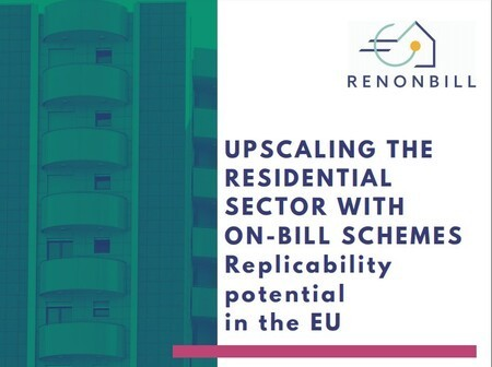 New report gives ten business model frameworks to implement on-bill schemes (OBS) in the EU