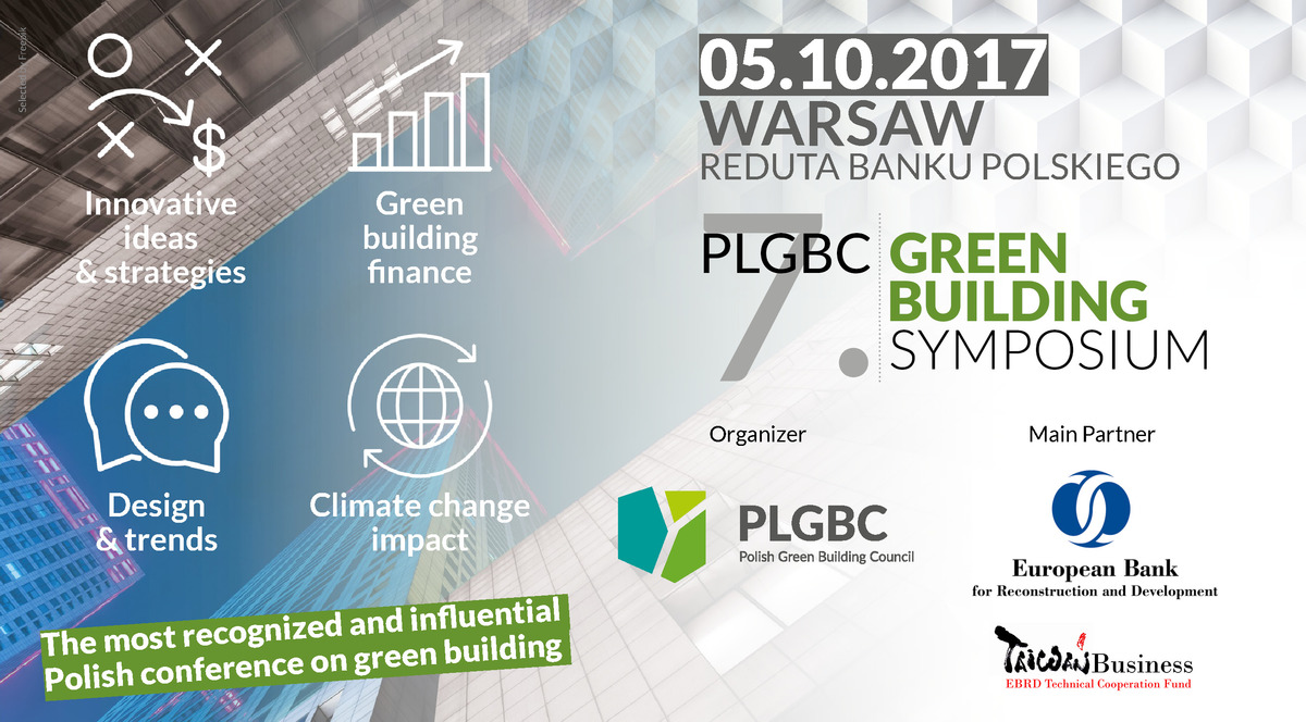 Polish green building symposium construction21 for Green building articles