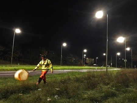 Why the changing colour of our streetlights could be a danger for insect populations