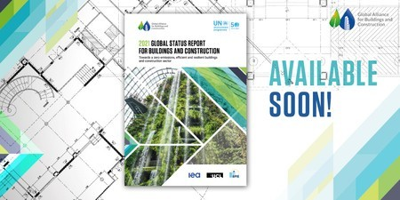 Launch of the 2020 Global Status Report for Buildings and Construction