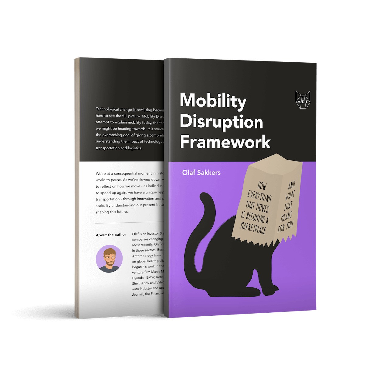 [Podcast] 120: The Mobility Disruption Framework with Olaf Sakkers
