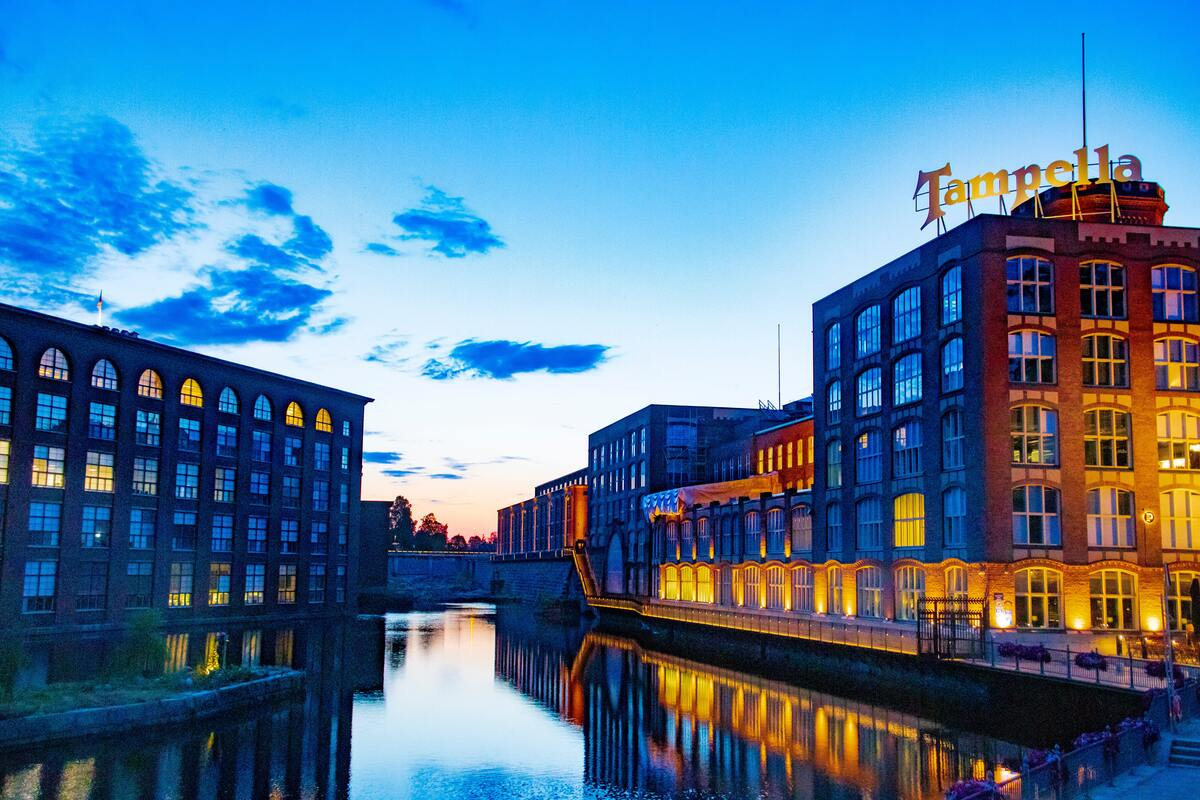 Tampere keeps pursuing its 2030 carbon neutral dream
