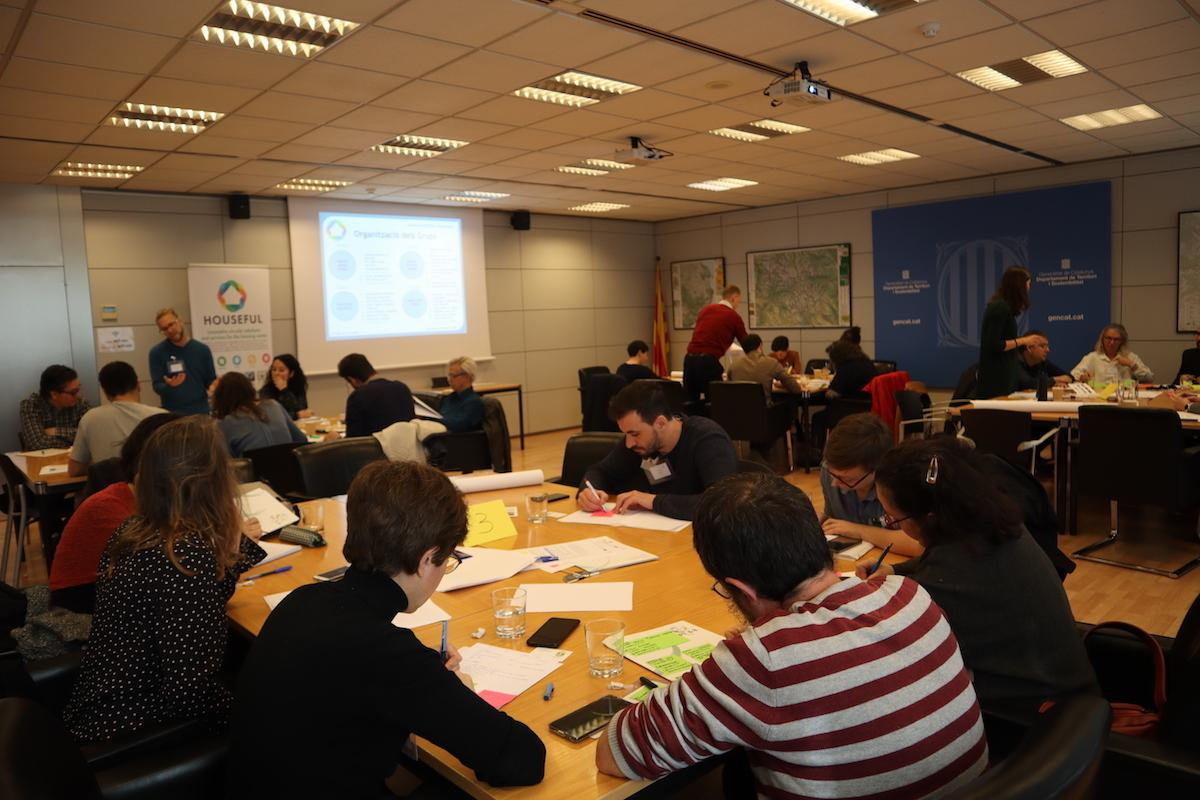 Co-creating in Austria and Catalonia
