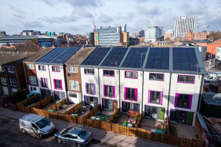 Retrofit Social Housing – Better Homes Improve Lives