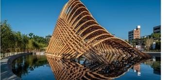 TAIWAN - Bamboo Pavilion / ZUO STUDIO