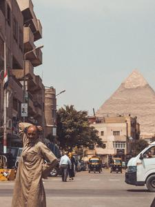 #13 - Urban planning in cities with hot and dry climates: the case of Cairo