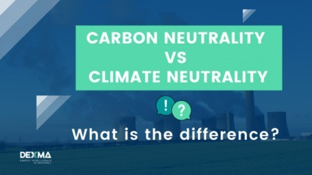 Carbon Neutrality or Climate Neutrality: What is the difference?