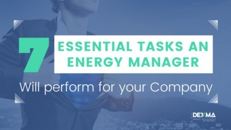 7 Essential Tasks an Energy Manager will Perform for your Company