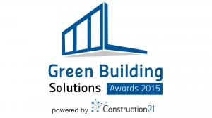 Green Building Solutions Awards 2015 / Francophonie