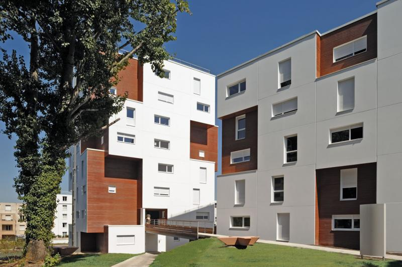 R sidence galil e bordeaux construction21 for Appartement universitaire bordeaux