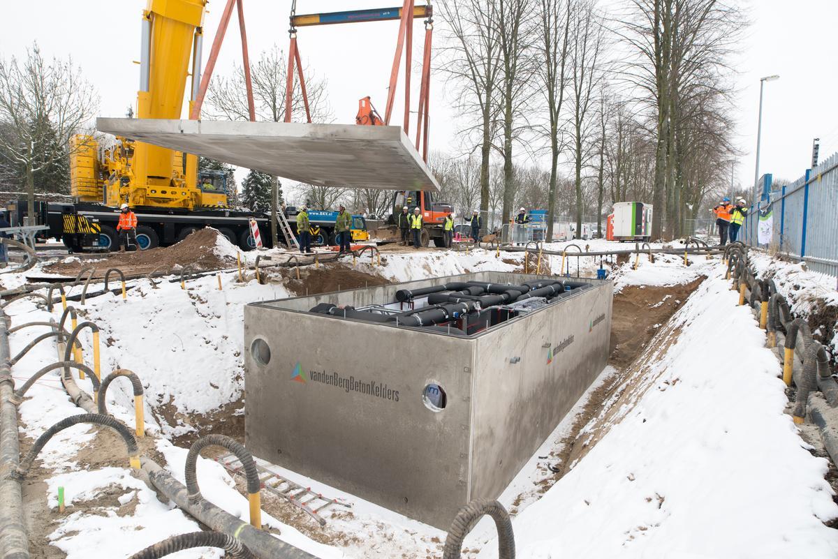 Etude de cas Mijnwater Heerlen