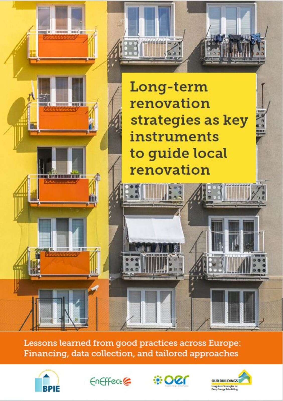 [New Report] Long-term renovation strategies as key instruments to guide local renovation -  Lessons learned from good practices across Europe