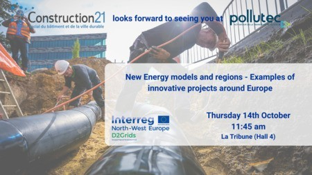 New Energy models and regions - Examples of innovative projects around Europe
