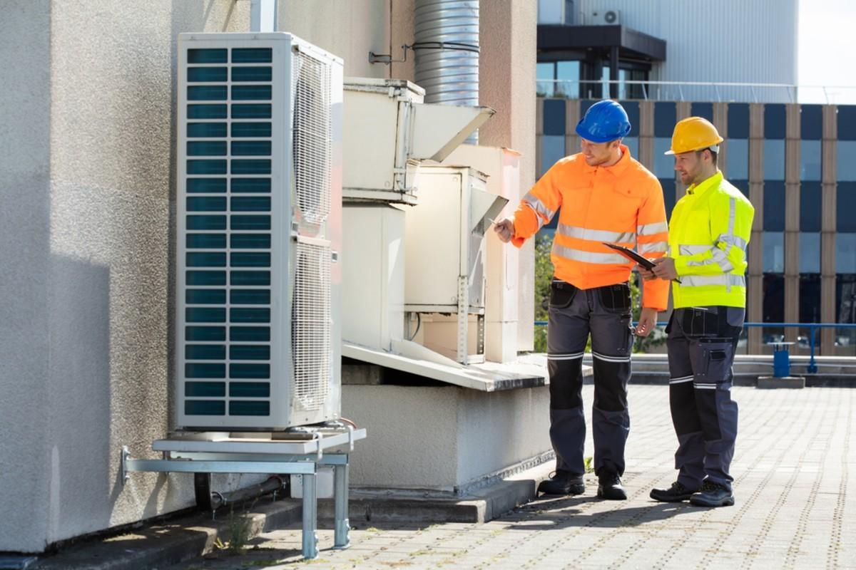 HVAC & Energy Efficiency Trends in Commercial Buildings