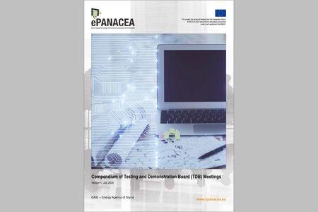 ePANACEA Compendium of Testing and Demonstration Board Meetings