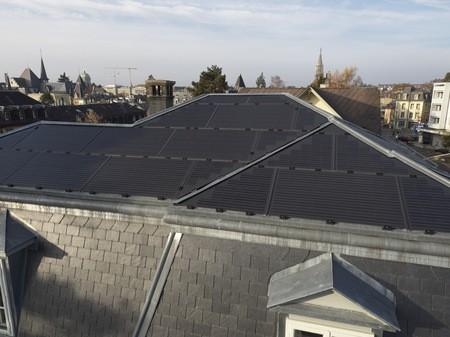 Solar BIPV