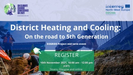 District Heating and Cooling: On the road to 5th Generation!