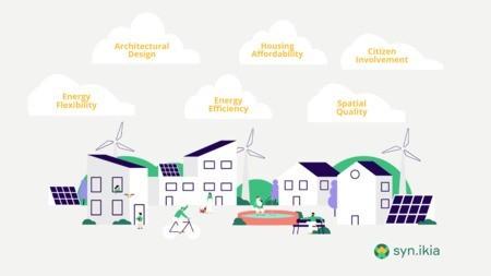 syn.ikia: Sustainable plus energy neighbourhoods