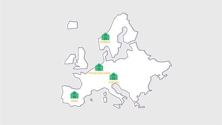 Is Europe ready for Sustainable Plus Energy Buildings and Neighbourhoods?