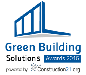 Green Building Solutions Awards 2016 - USA